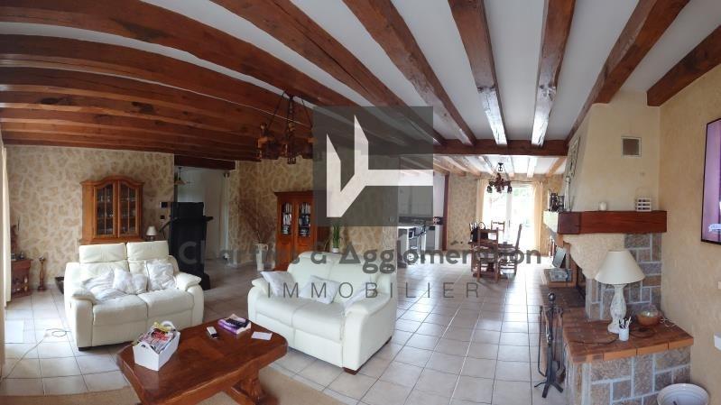 Vente de prestige maison / villa Janville 311000€ - Photo 3