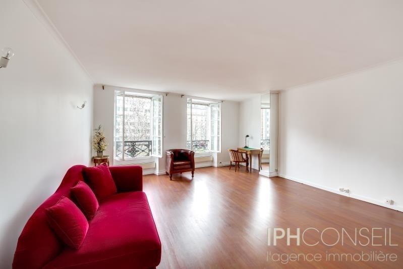 Rental apartment Neuilly sur seine 1780€ CC - Picture 1