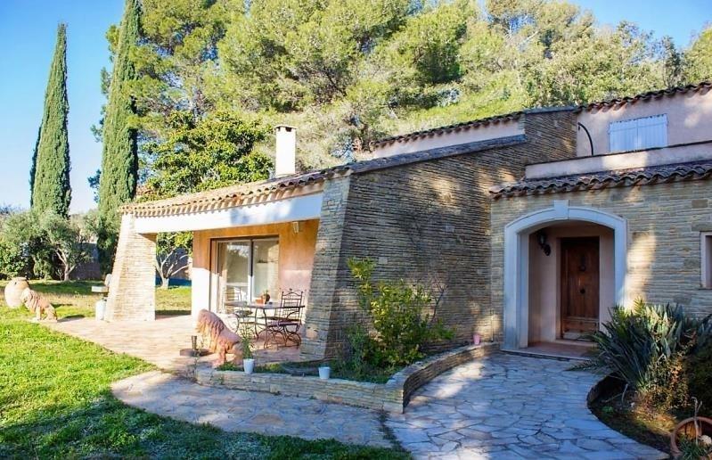 Deluxe sale house / villa La seyne sur mer 930000€ - Picture 1