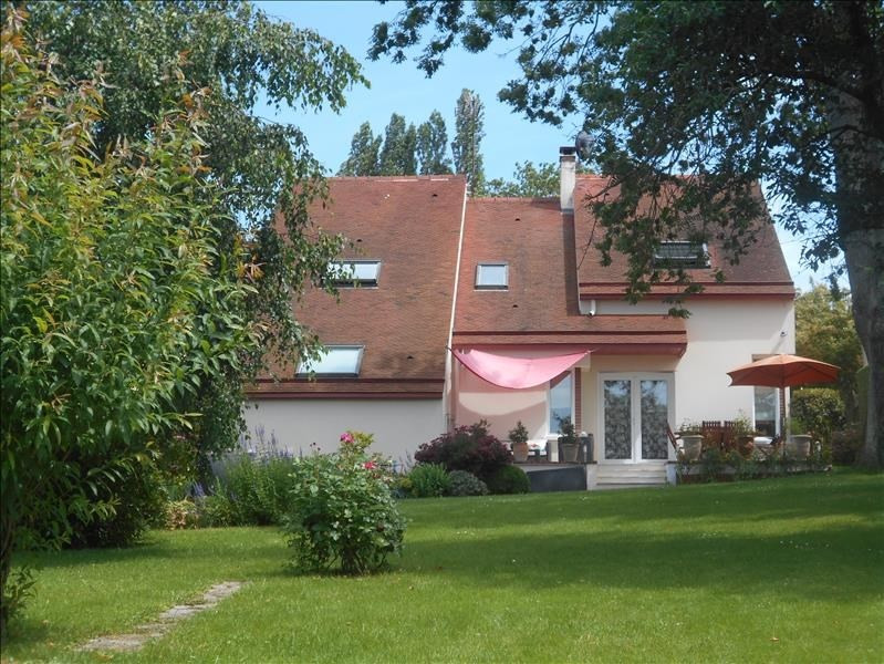 Sale house / villa Bethemont  taverny 628000€ - Picture 1