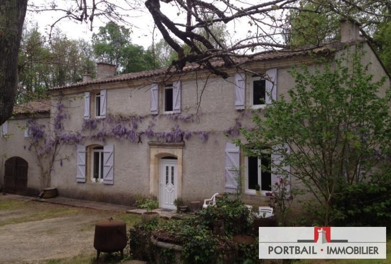 Sale house / villa Bourg 358000€ - Picture 2