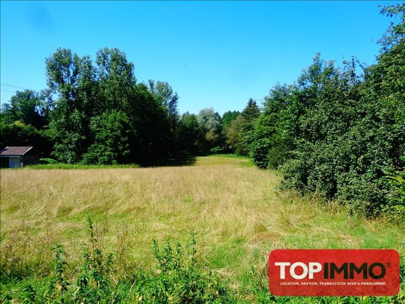 Sale site Rambervillers 55000€ - Picture 1