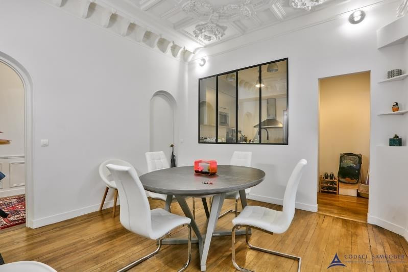 Vente de prestige appartement Paris 10ème 1 465 000€ - Photo 3
