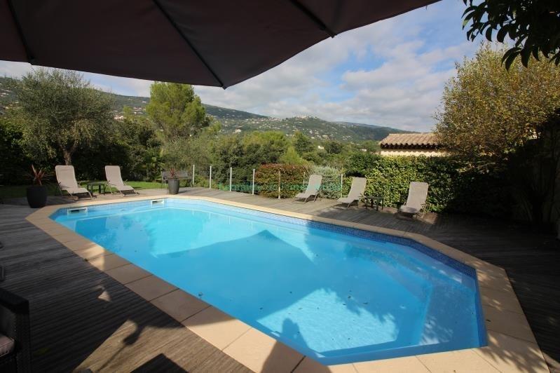 Vente de prestige maison / villa Peymeinade 659000€ - Photo 13
