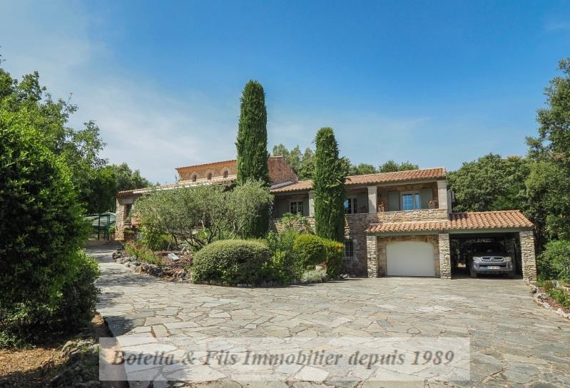 Verkoop van prestige  huis Uzes 677000€ - Foto 2