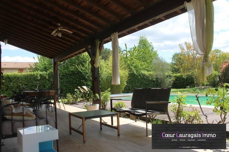 Sale house / villa Quint fonsegrives 478000€ - Picture 10