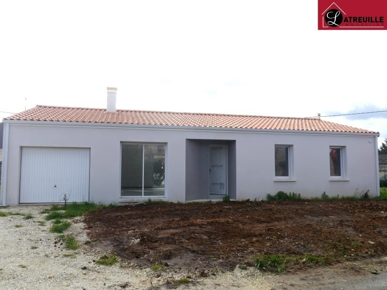 Sale house / villa Gemozac 173 250€ - Picture 1