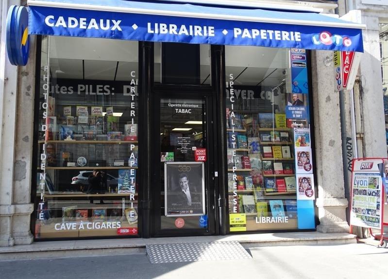 Vendita licenza commerciale negozzio Lyon 3ème 340000€ - Fotografia 1