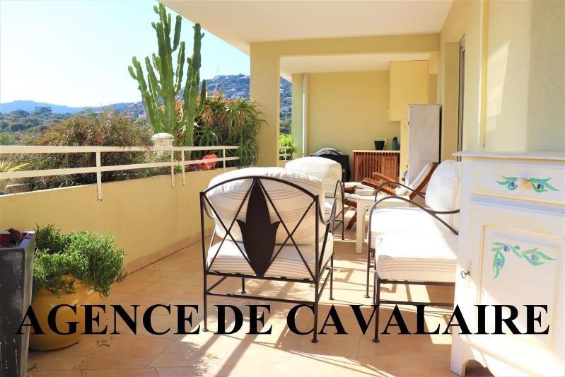 Vente appartement Cavalaire sur mer 325000€ - Photo 1