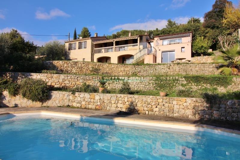 Vente maison / villa Peymeinade 530000€ - Photo 14