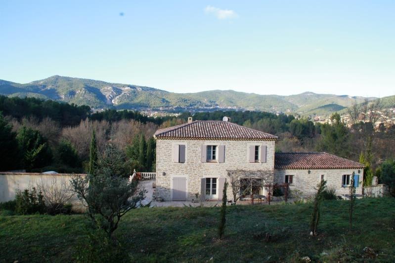Vente de prestige maison / villa St zacharie 832000€ - Photo 6