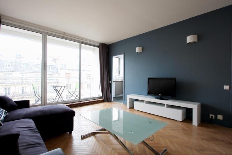 Rental apartment Paris 16ème 1150€ CC - Picture 4