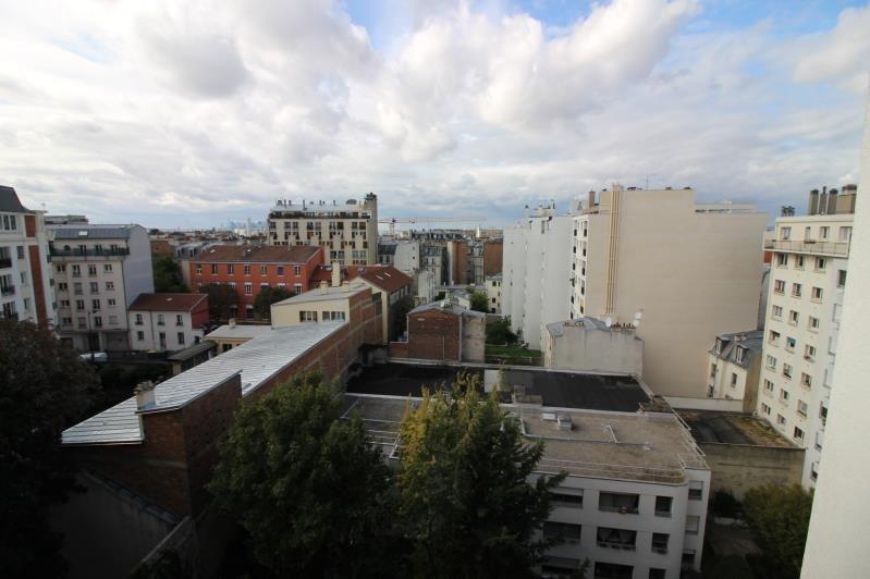 Vente appartement Paris 18ème 427000€ - Photo 1