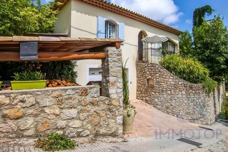 Vente maison / villa Gorbio 549000€ - Photo 2