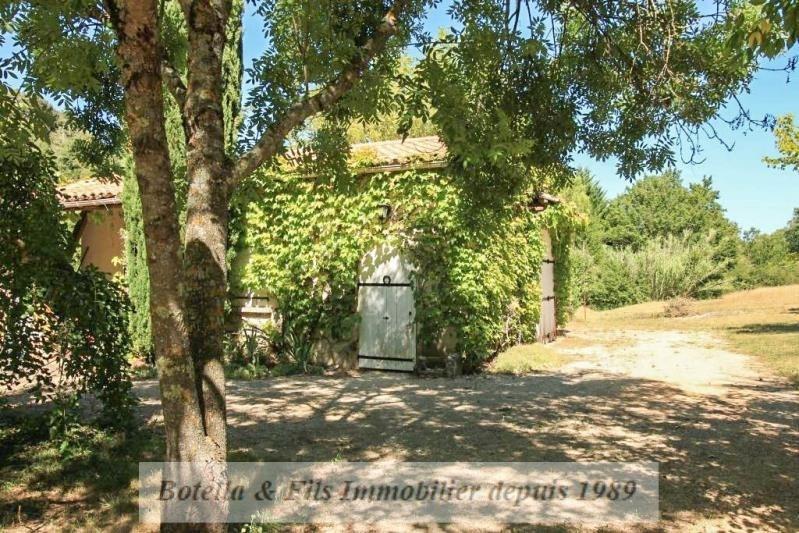 Verkoop  huis Uzes 442500€ - Foto 1
