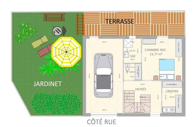 Vente maison / villa Angouleme 137800€ - Photo 5