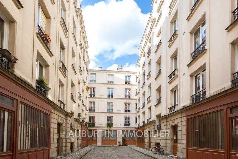 Verhuren  appartement Paris 18ème 650€ CC - Foto 4