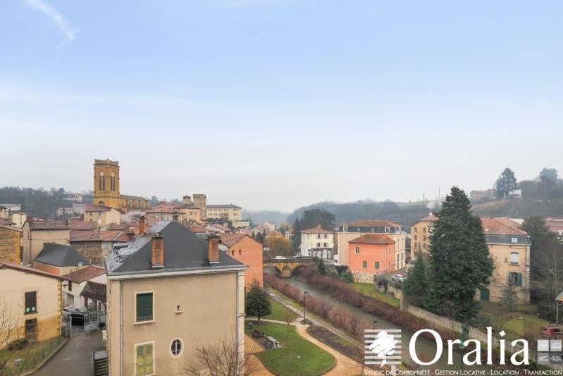 Vente appartement L arbresle 220 000€ - Photo 1