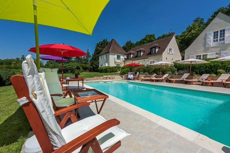 Vente de prestige maison / villa Germigny l eveque 2150000€ - Photo 1