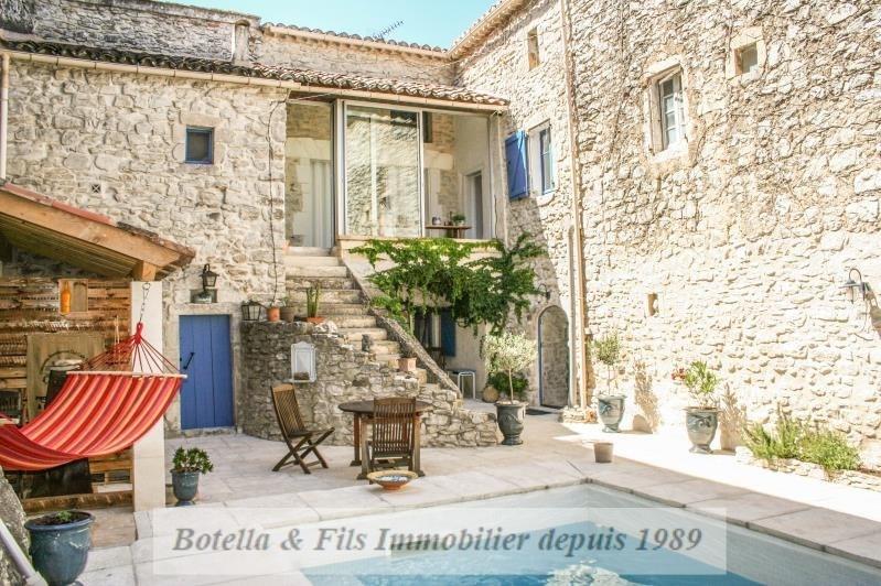 Vente maison / villa Uzes 269000€ - Photo 1