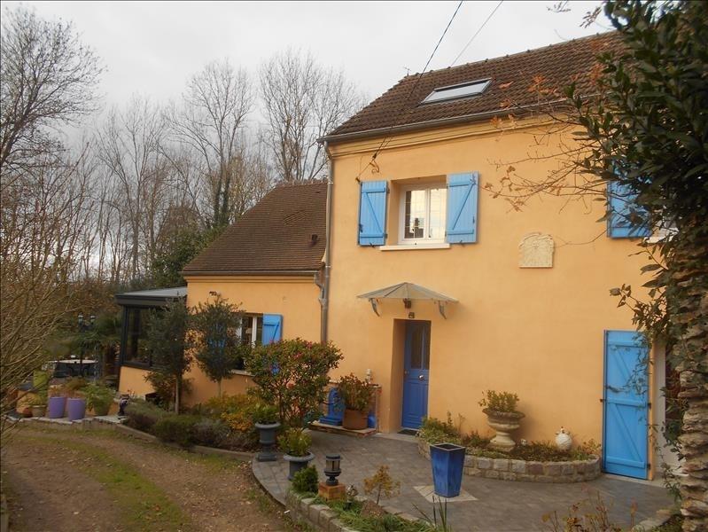 Vente maison / villa Taverny 424000€ - Photo 1