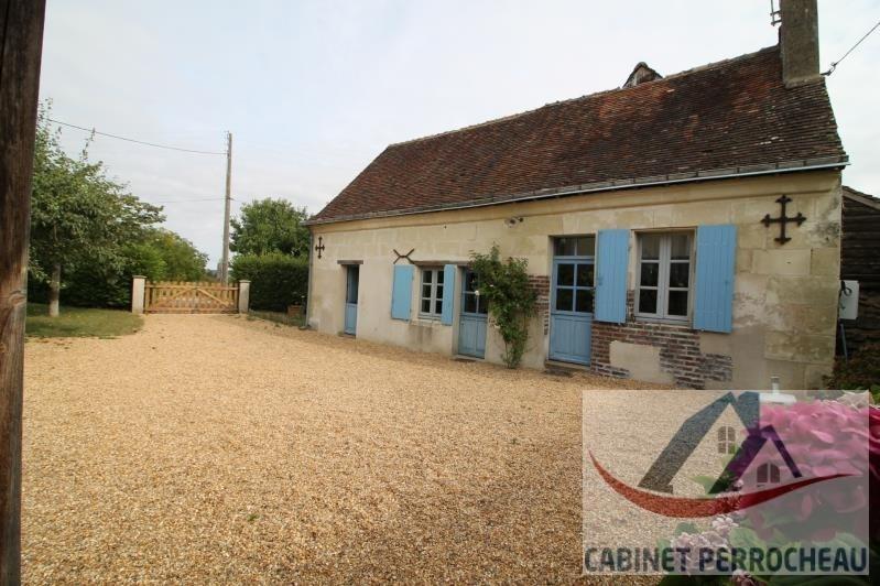 Sale house / villa Montoire sur le loir 79500€ - Picture 1