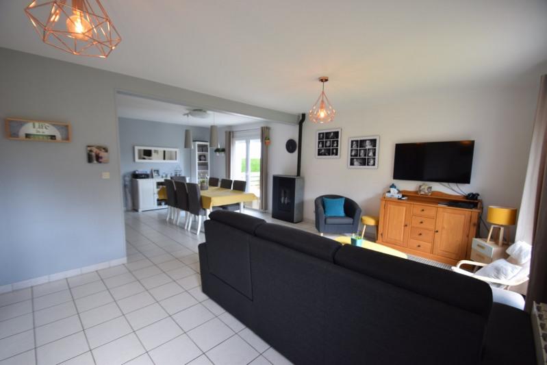 Sale house / villa Moyon 155000€ - Picture 2
