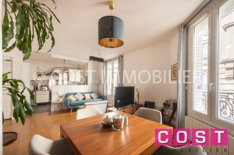 Venta  apartamento Asnieres sur seine 470000€ - Fotografía 1