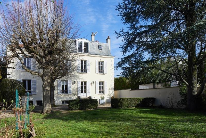 Revenda residencial de prestígio casa Le perreux sur marne 1595000€ - Fotografia 2