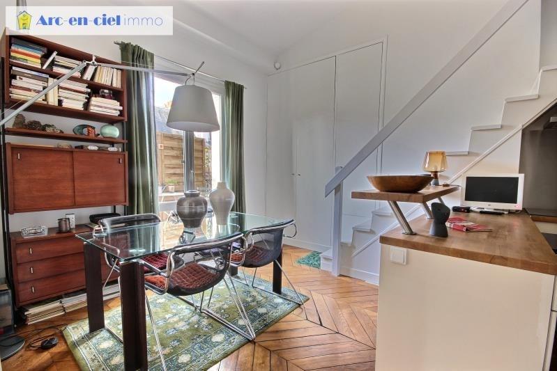 Vente de prestige appartement Paris 9ème 1090000€ - Photo 5