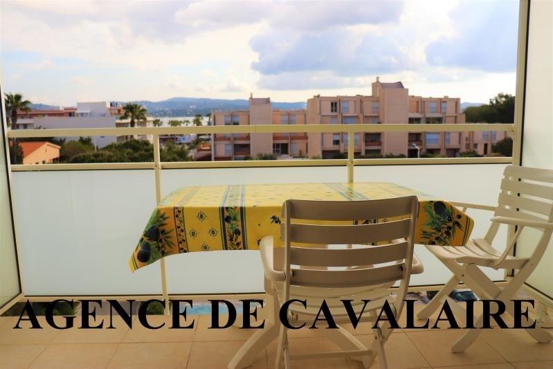 Sale apartment Cavalaire sur mer 90000€ - Picture 1