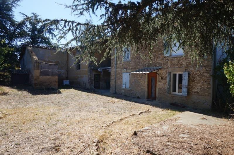 Revenda casa Chuzelles 269000€ - Fotografia 1