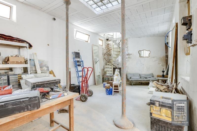 Sale apartment Paris 18ème 885000€ - Picture 2