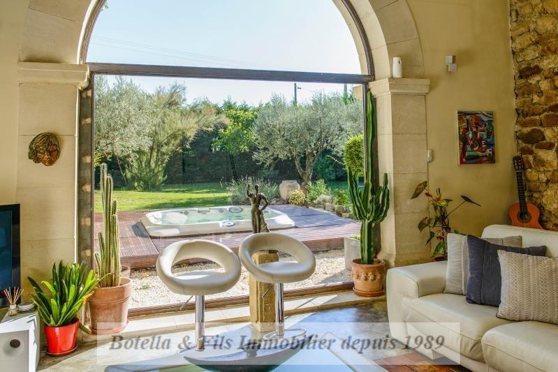 Verkoop van prestige  huis Uzes 997000€ - Foto 9
