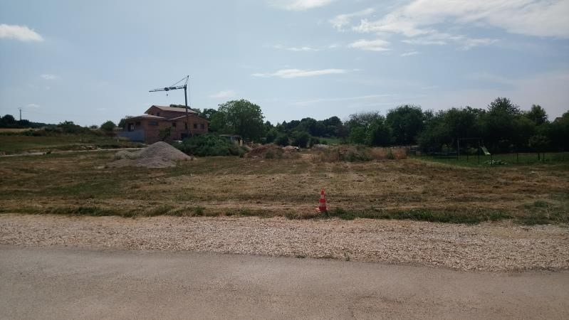 Vente terrain Jallerange 78 000€ - Photo 1