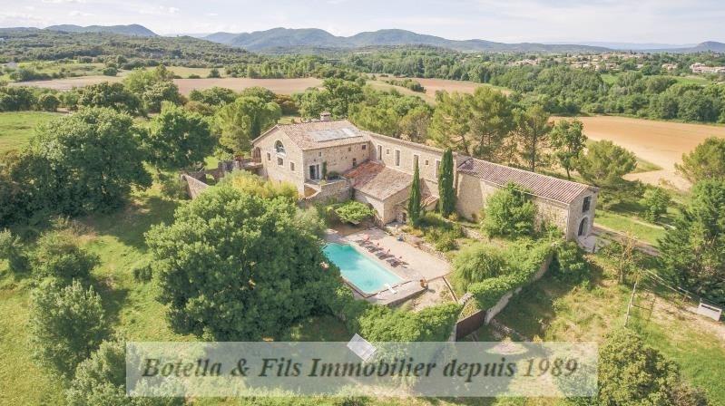 Verkoop van prestige  huis Lussan 945000€ - Foto 2