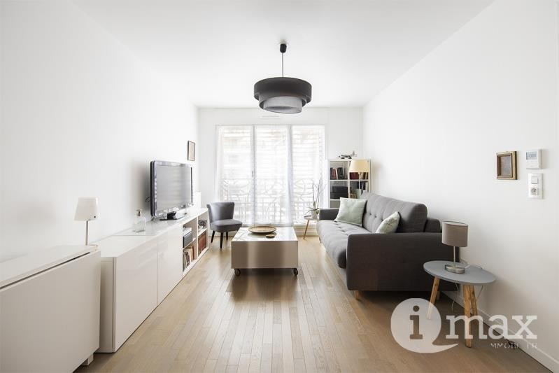 Sale apartment Levallois perret 499 000€ - Picture 1