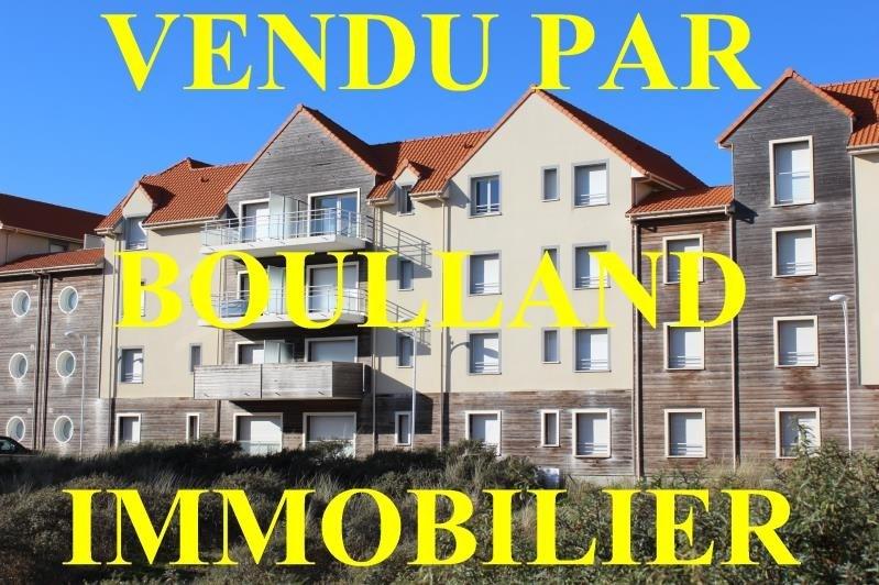 Vente appartement Fort mahon plage 156500€ - Photo 1