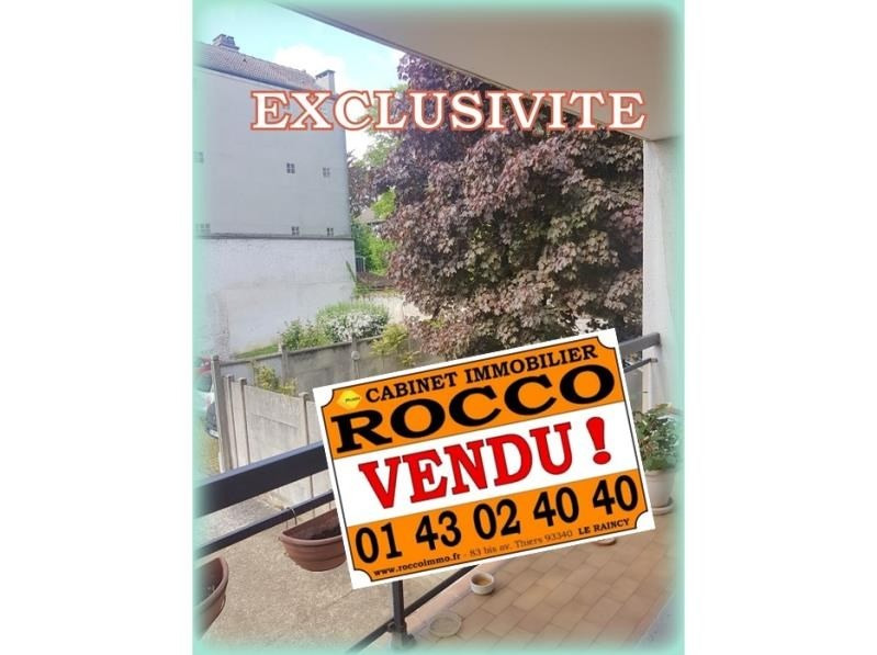 Vente appartement Villemomble 246 000€ - Photo 1