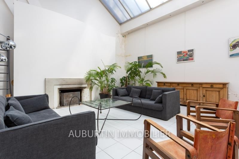 Deluxe sale loft/workshop/open plan Paris 18ème 1 450 000€ - Picture 8