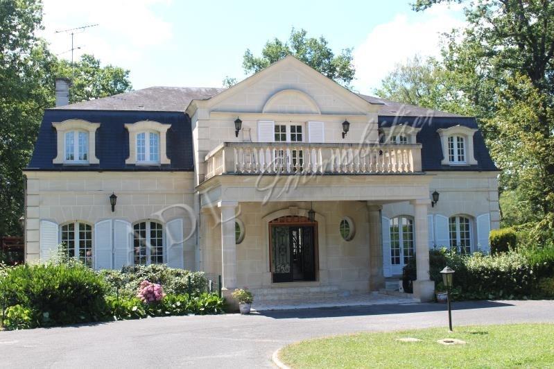 Deluxe sale house / villa Lamorlaye 1450000€ - Picture 3