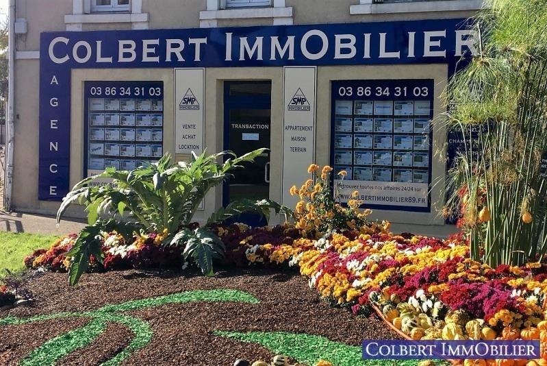 Sale site Moneteau 79000€ - Picture 1