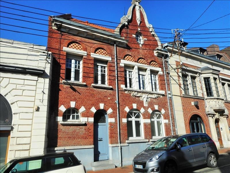 Vente maison / villa Bethune 178000€ - Photo 1