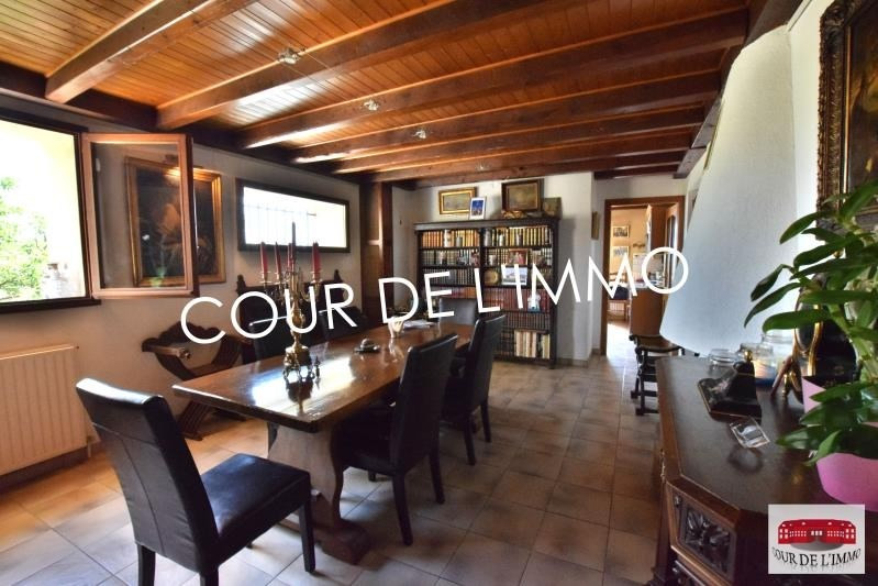 Deluxe sale house / villa Esery 659 000€ - Picture 5