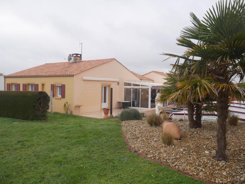 Sale house / villa Longeville sur mer 364000€ - Picture 4