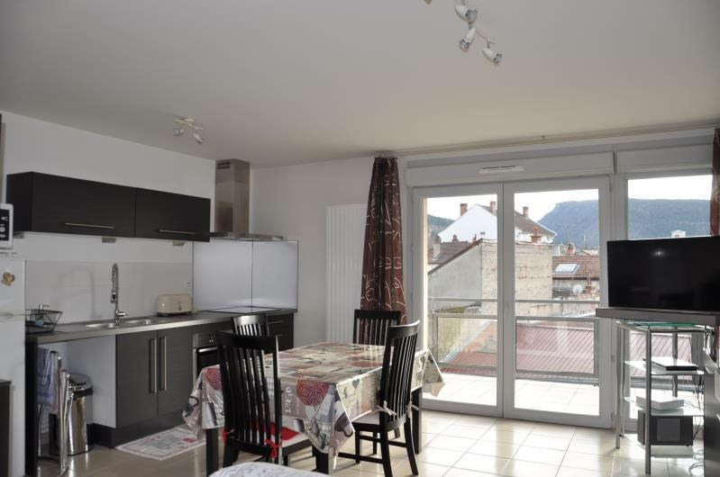 Vente appartement Oyonnax 124000€ - Photo 1