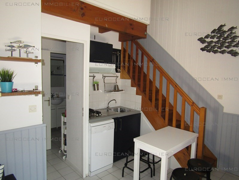 Alquiler vacaciones  casa Lacanau ocean 285€ - Fotografía 4
