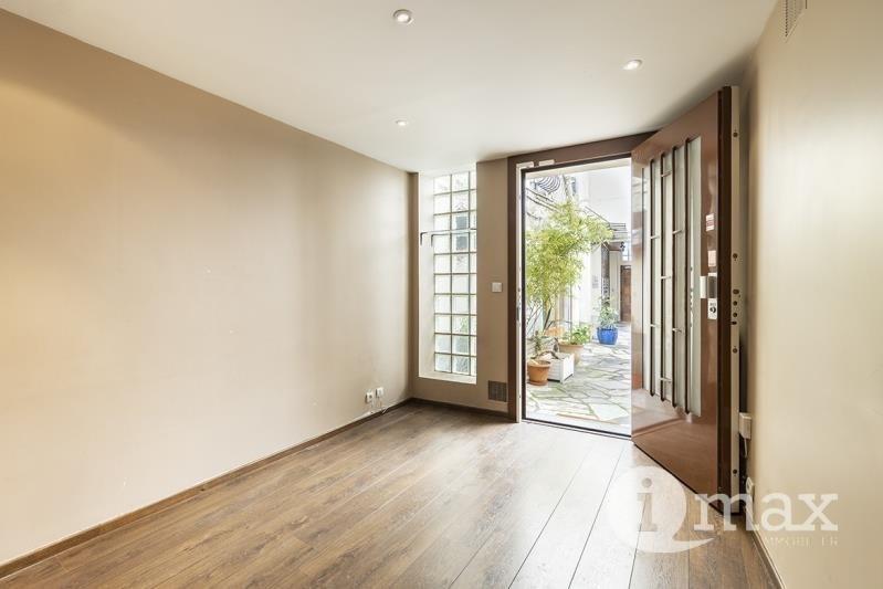 Sale apartment Levallois 395000€ - Picture 2