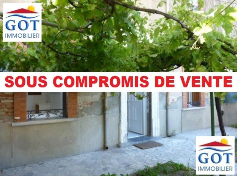 Investeringsproduct  flatgebouwen St laurent de la salanque 142500€ - Foto 1
