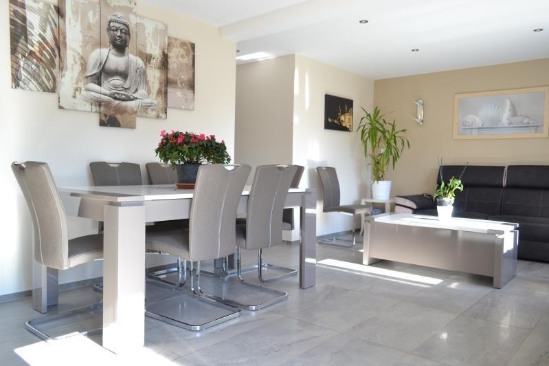 Sale house / villa Toussieu 437000€ - Picture 7